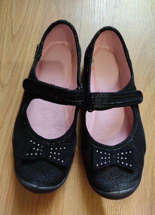 Текстильные туфельки, тапочки befado