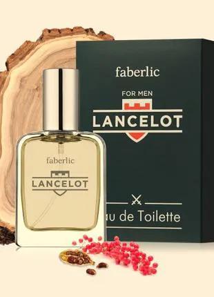 Туалетная вода для мужчин Lancelot Ланселот Фаберлик мужская