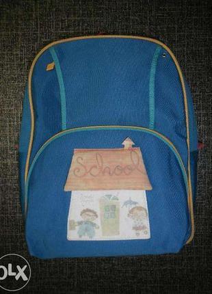 Оригинальный вместительный школьный рюкзак