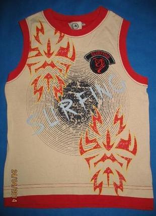 Набор из 5 футболок (Wenice, р. 98-104, Турция)