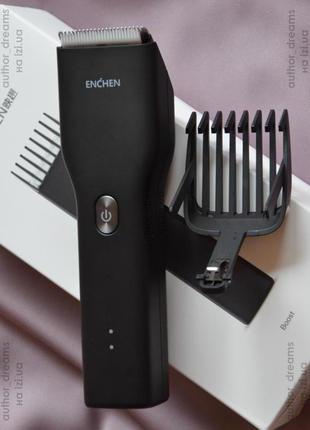 С гарантией Xiaomi Mi Enchen Boost машинка для стрижки триммер