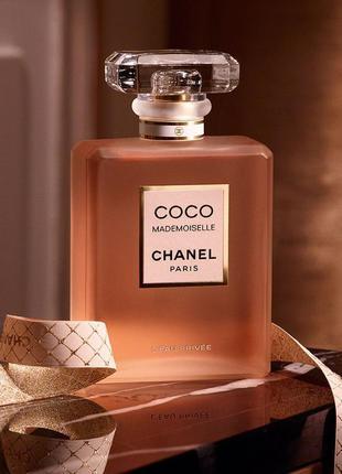 Chanel coco mademoiselle l'eau privée - night fragrance 100 ml...