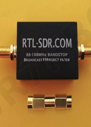 Режекторный фильтр FM для RTL-SDR