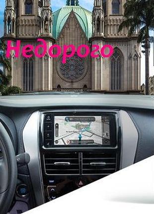 Установка навигатора, карт на телефон планшет iGO Navitel