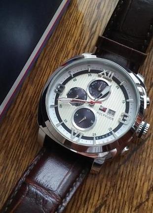 Часы мужские tommy hilfiger кварцовый механизм годинник чоловічий