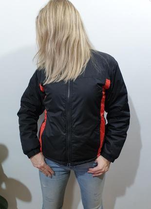 Короткая двусторонняя куртка mammut
