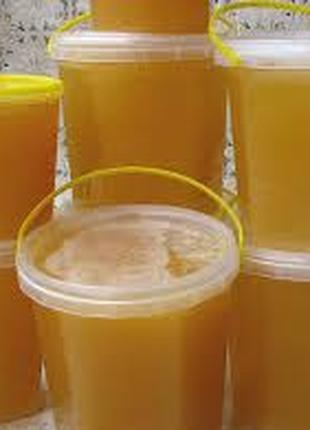 Мёд натуральный разнотравье