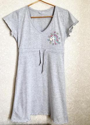 Прекрасная ночная сорочка infinity woman