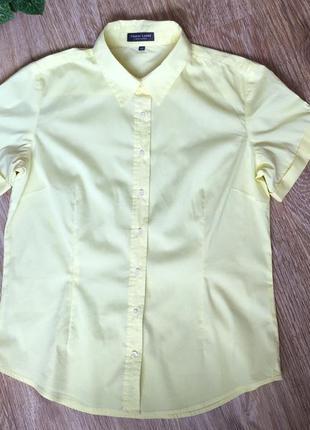 Рубашка на коротком рукаве. германия.