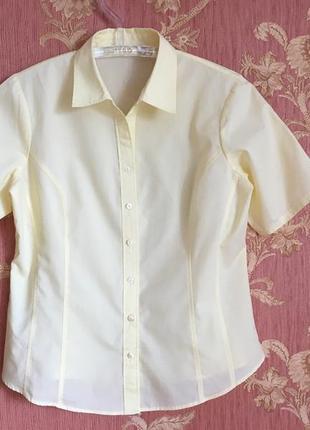 Милая рубашка на коротком рукаве