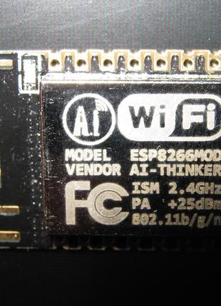 Wi-Fi модуль ESP8266 версия ESP-12F новый