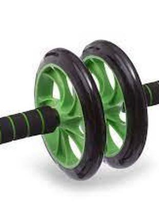 Тренажер колесо для мышц пресса FI-1775