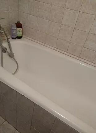 Чугунная ванна в отличном состоянии