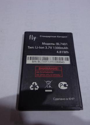 Аккумулятор батарея б/у для FLY IQ238 (BL7401)
