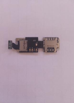 Сим-приемник для Samsung N915F Galaxy Note Edge