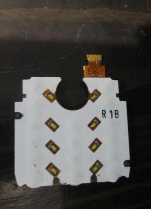Клавиатурный модуль sony ericsson k700i