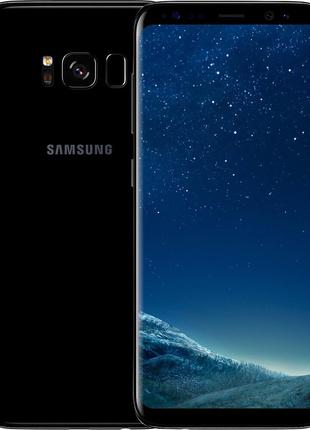 Смартфон Samsung Galaxy S8 64GB DUOS (Black / Gray / Gold) SM-...