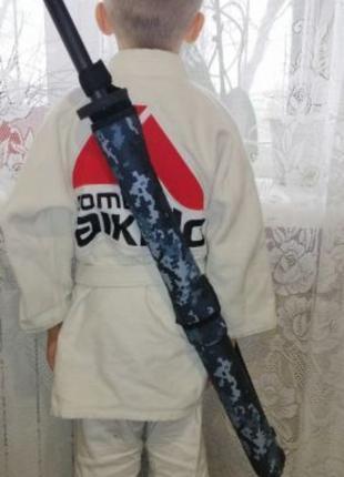 Чехол для тренировочного меча, айкидо.