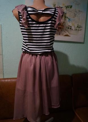 Платье р.10-12