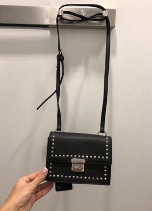 Сумка на длинном ремешке сумочка amisu