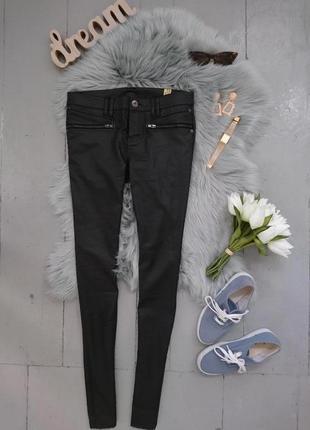 Актуальные зауженные джинсы скини слимс под кожу №37max