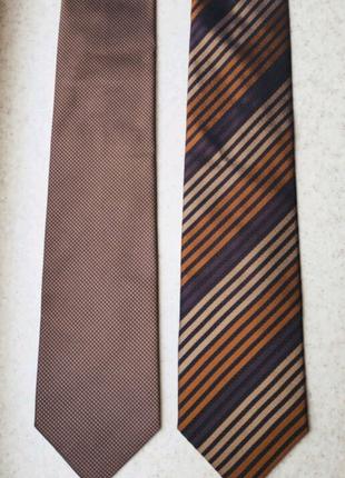 Шелковые галстуки Monti (Made in Germany)