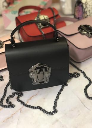 Красивые кожаные сумочки