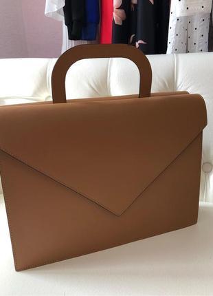 Стильная, деловая сумка под а4
