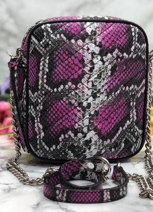 Модные яркие сумочки-кроссбоди
