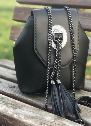 Необыкновенно красивая кожаная сумочка