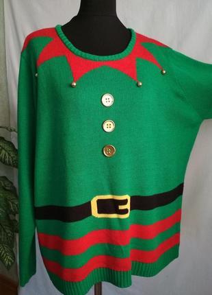 Женский свитер джемпер cosy christmas.