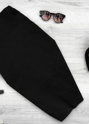 Актуальная классическая миди юбка с завышеной талией  paraphrase