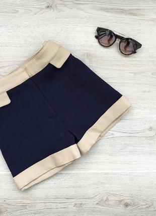 Крутые класические короткие шорты h&m