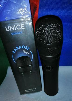 Парфюмированная вода karaoke rock, унисекс