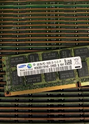 Оперативная память Samsung DDR3 4Gb 2Rx4 PC3 10600R