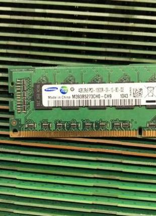 ОПЕРАТИВНАЯ память Samsung DDR3 4Gb 2Rx8 PC3 10600R