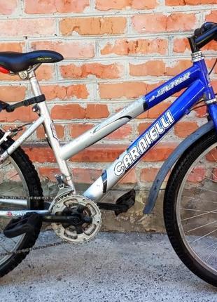 """Велосипед горный CARNIELLI 24"""" из Европы"""