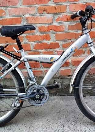 """Велосипед горный WINORA 24"""" из Европы"""