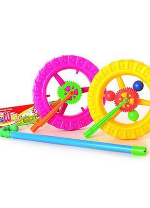 Детская каталка на палочке колесо 189 A