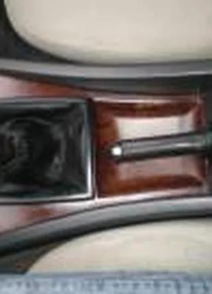 Чехол кпп и ручника Opel Omega B (C) 2000-2003 механика