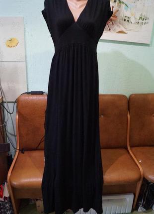 Платье макси р.s
