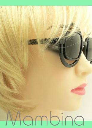 ☀ очки в двойной оправе (3 вида).