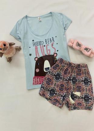 Домашний комплект (пижама)