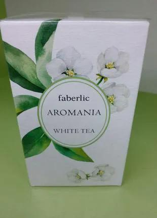 Туалетная вода женская Aromania White tea Аромания Белый Чай