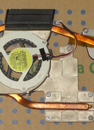 Система охлаждения Samsung NP-R425 BA62-00512A кулер BA81-07776A