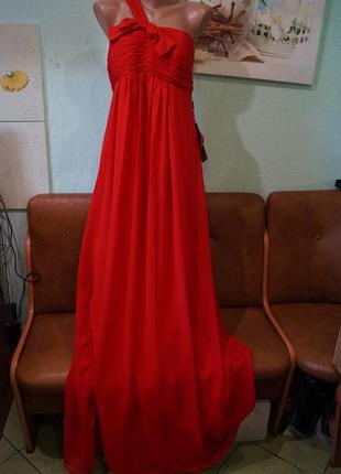Длинное вечернее платье р.л