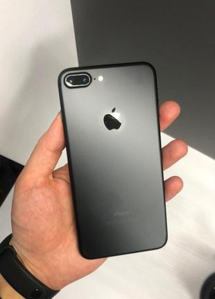 РАСПРОДАЖА! Apple iPhone 7 Plus 128gb Black Matte Uced 📱