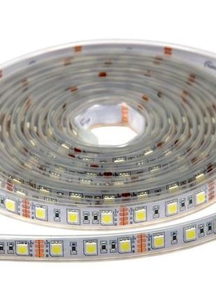 Светодиодная лента SMD 5050 (60 LED/m) IP68 Premium 2м.