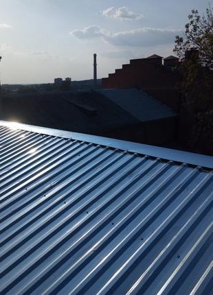 Монтаж крыши. Демонтаж и реконструкция старых крыш, кровель