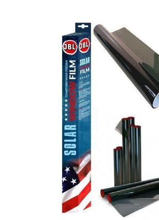 Пленка тонировочная JBL 75*300 Dark Black 15%